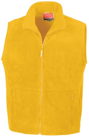 PolarTherm Bodywarmer (RE37A) - Yellow