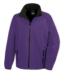 Unisex Soft Shell Jacket (R231M)