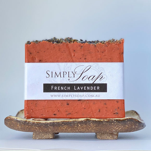 French Lavender handmade soap