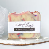 A Thousand Years handmade soap