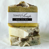 Dead Sea Mud handmade soap
