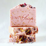 Meditate handmade soap