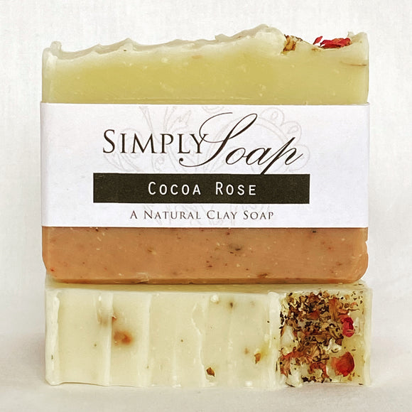 Coco Rose handmade soap