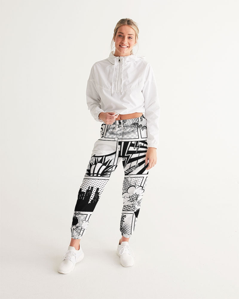 Retro Comic Women's Track Pants