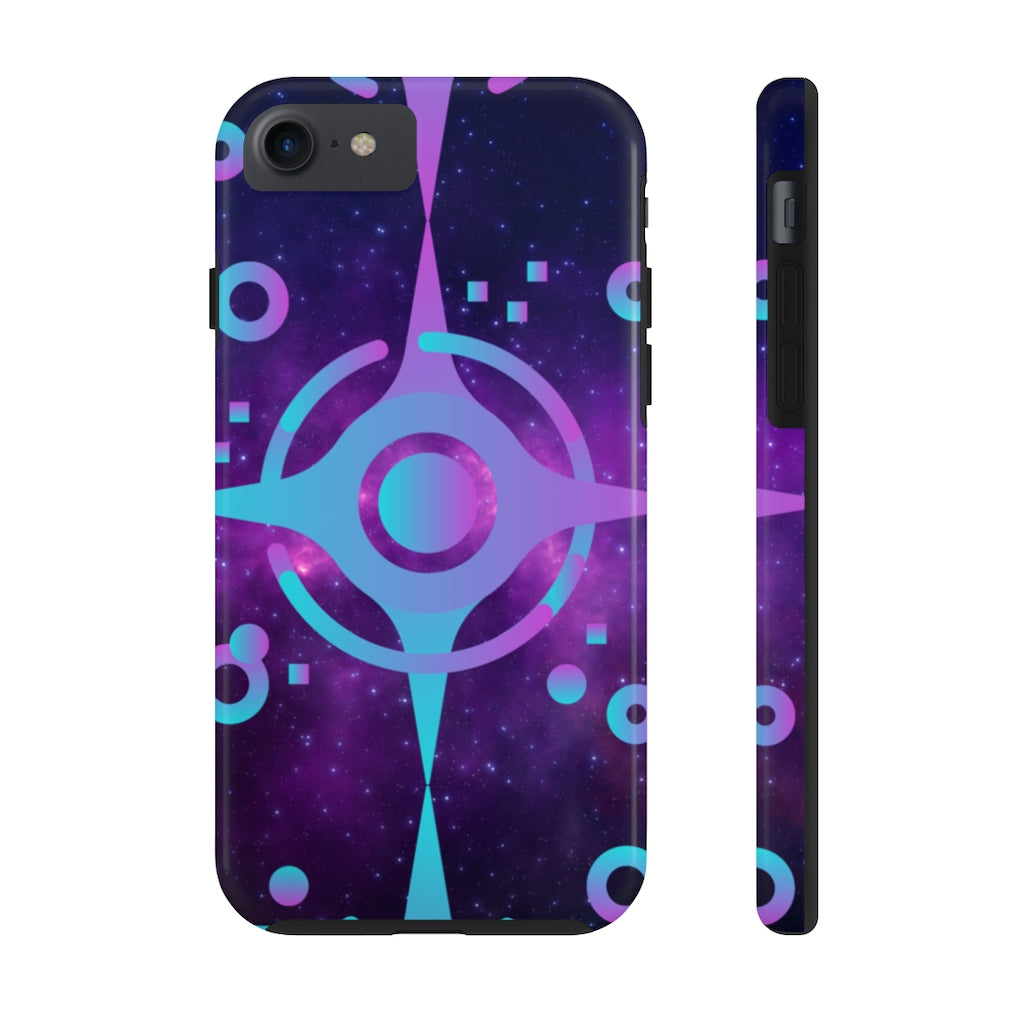 iPhone Case Mate Tough Nebula
