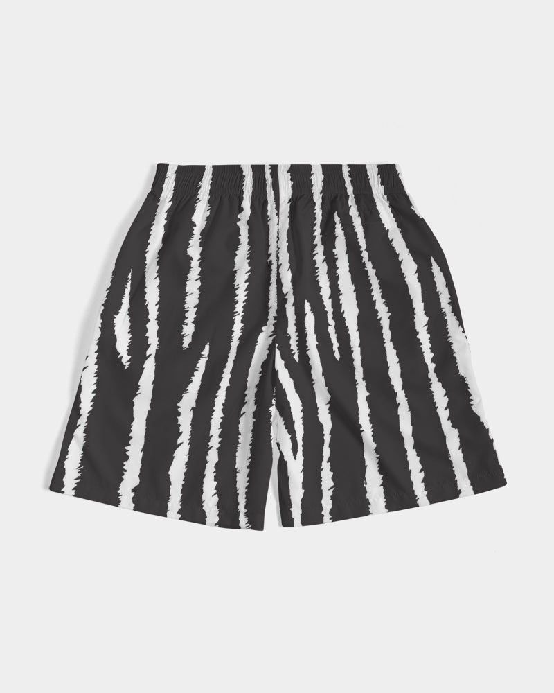 Zebra Men's Jogger Shorts