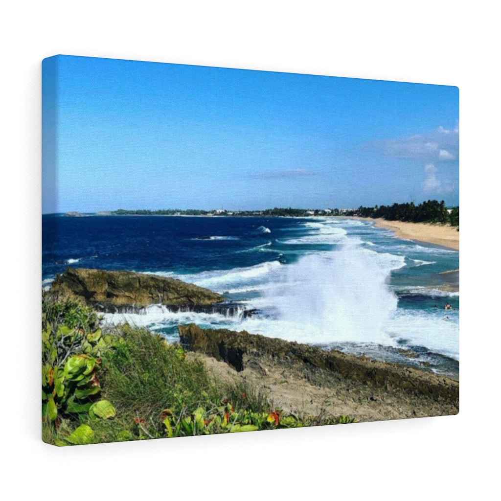 La Posa Canvas Wall Frame