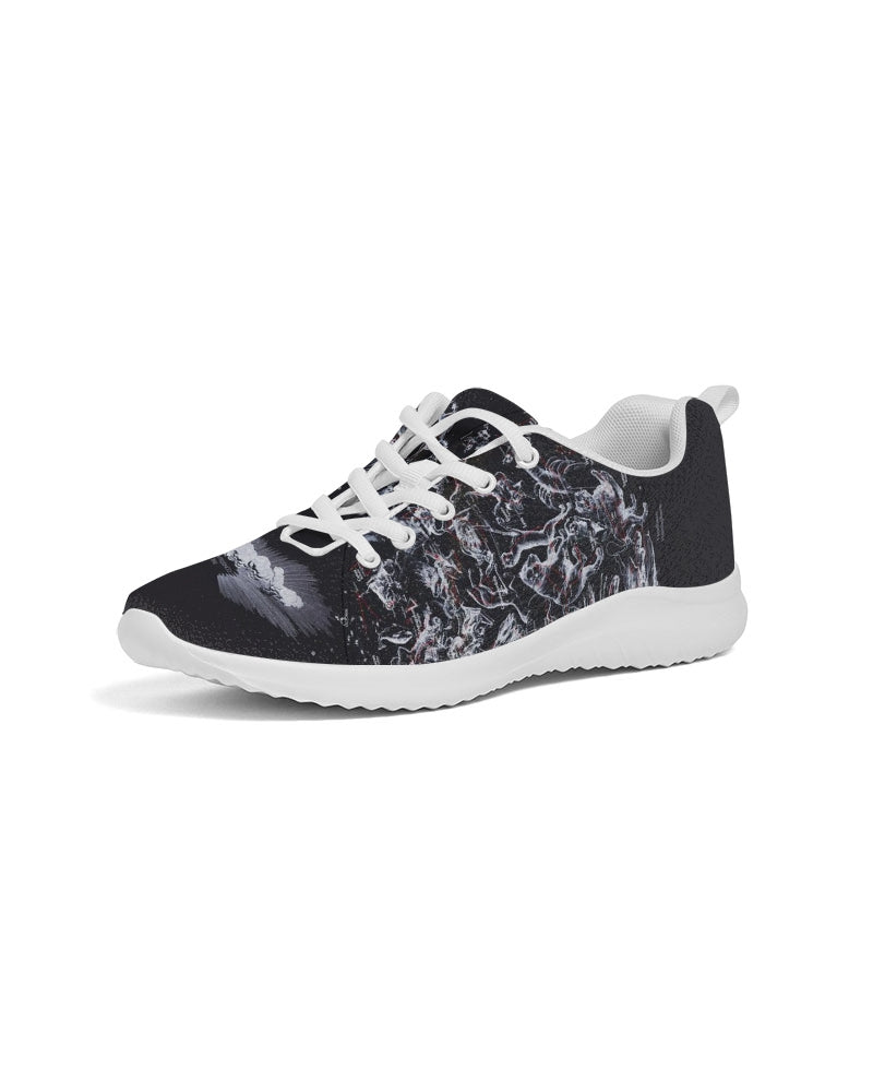 Deep Night Men's Athletic Shoe