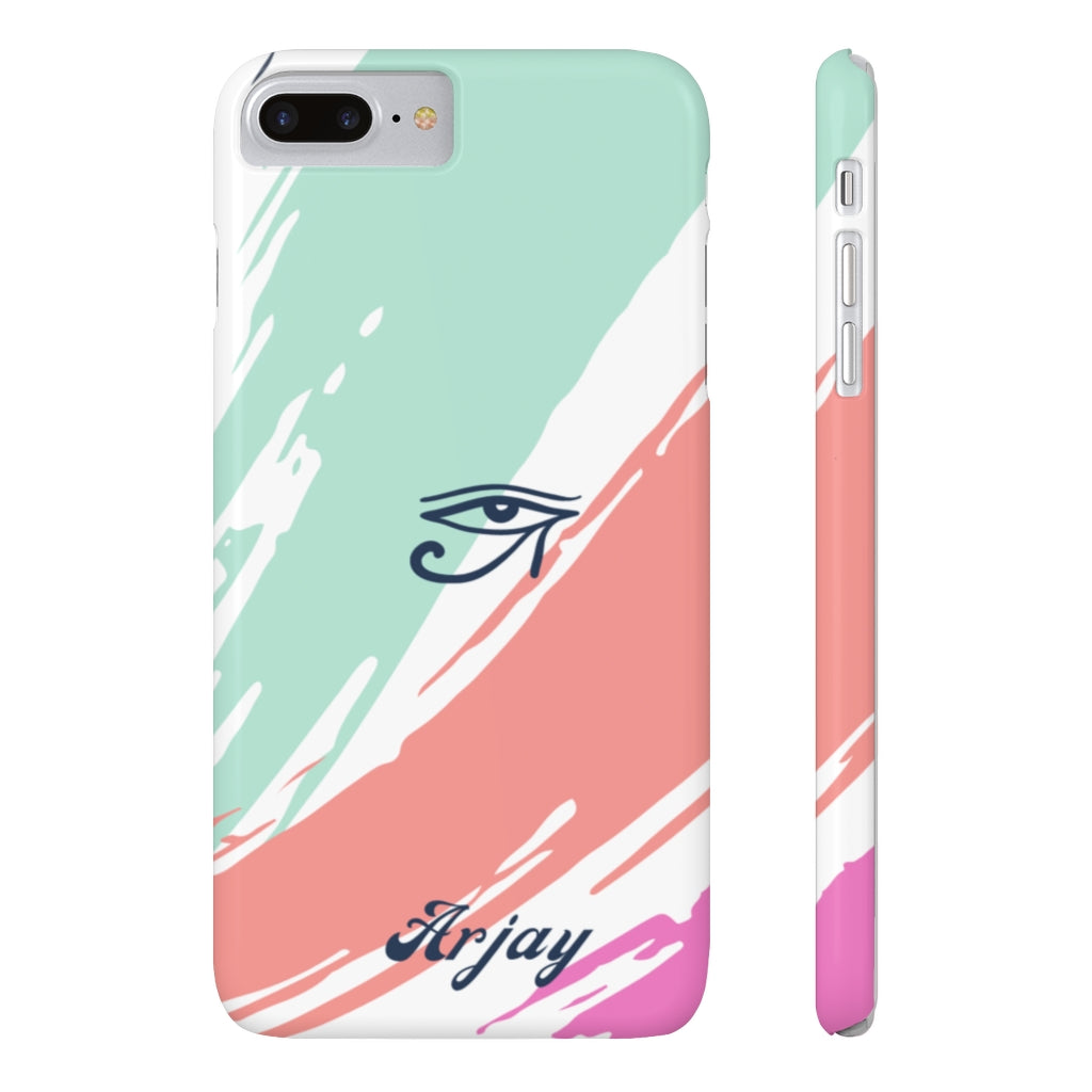 Artsy Slim Cover (Iphone/Android)