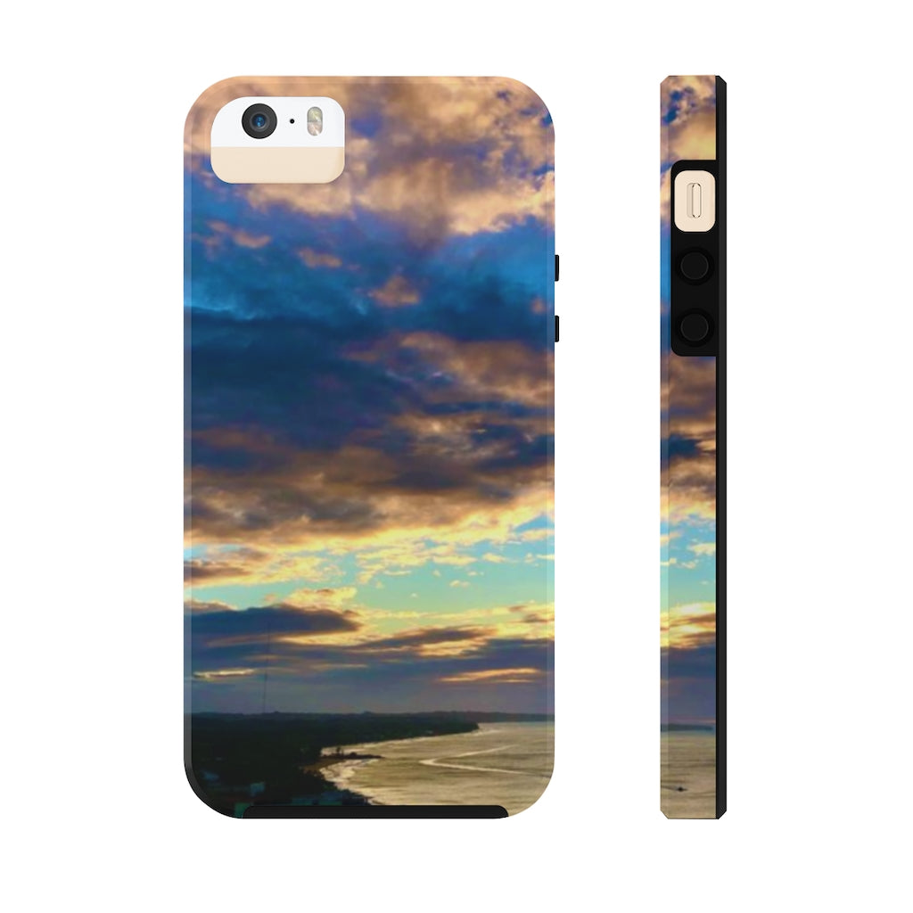 Sky View Isabella PR Case Mate Tough (Iphone/Android)