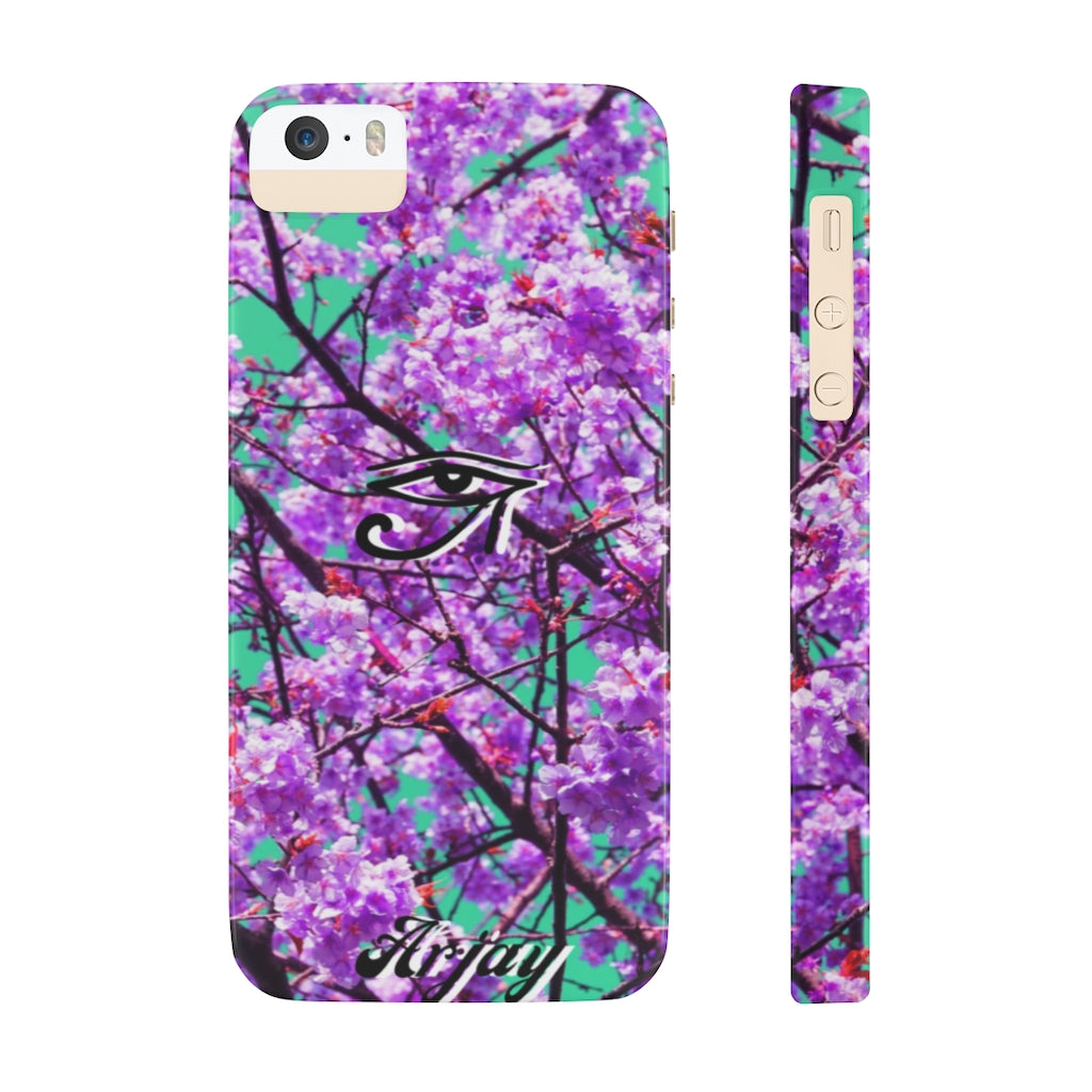 Cherry Blossom Slim Phone Cover (Iphone/Android)