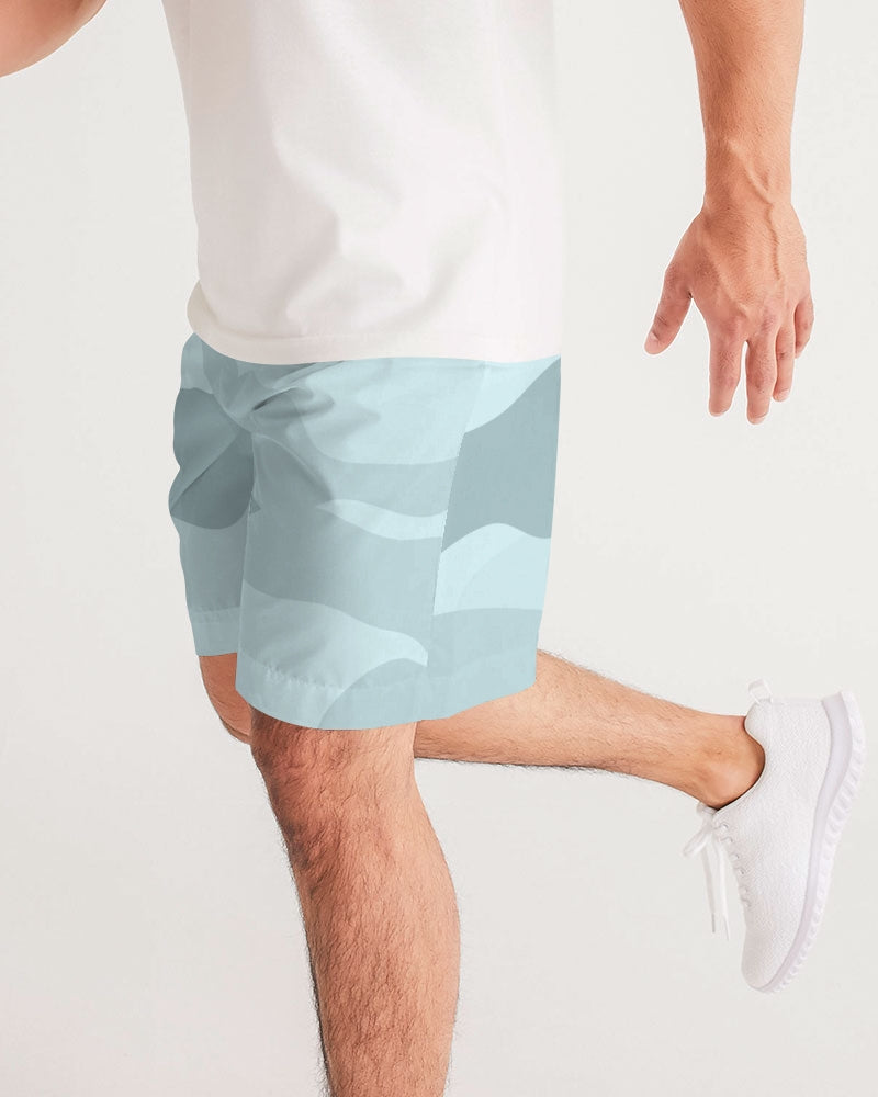 Pop Camo Men's Jogger Shorts