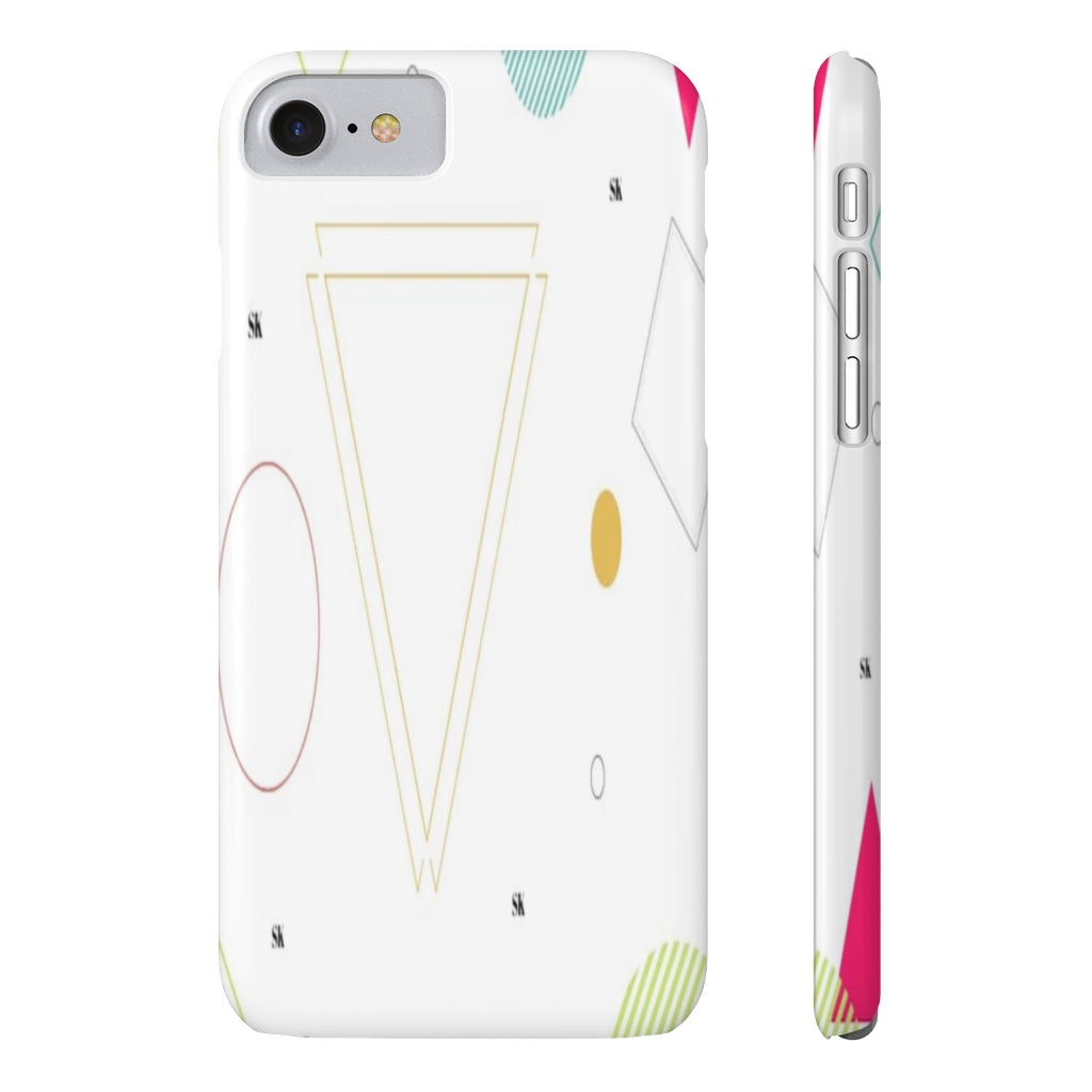 Shapes Case Mate Slim (Iphone/Android)