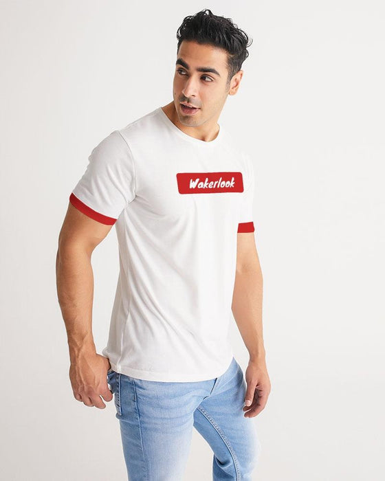 Red Wakerlook  Men's Tee