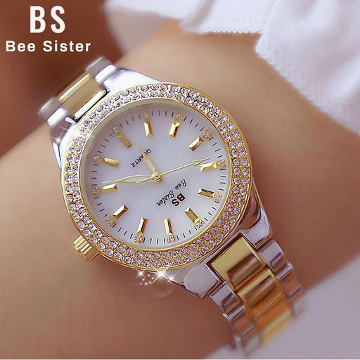 Women Crystal Diamond Watches