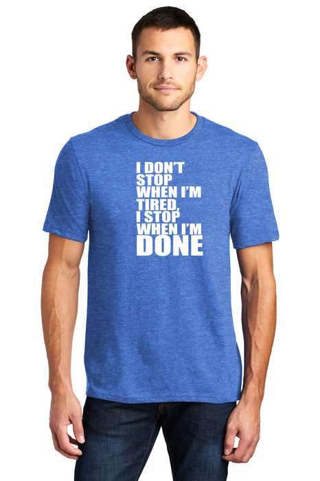 I Don't Stop T-Shirt