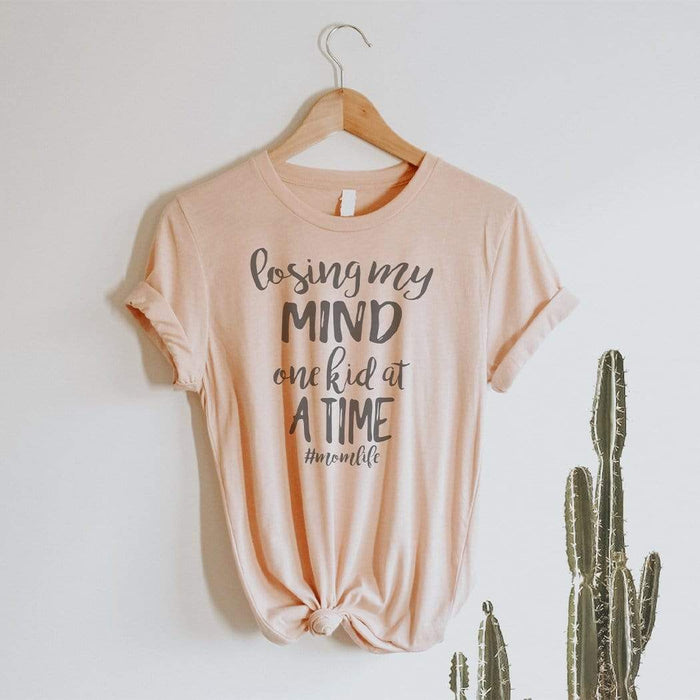 Losing My Mind Graphic T-Shirt