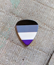 Set of 6 Pride Guitar Picks