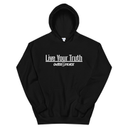 Live Your Truth Outer Peace Unisex Hoodie
