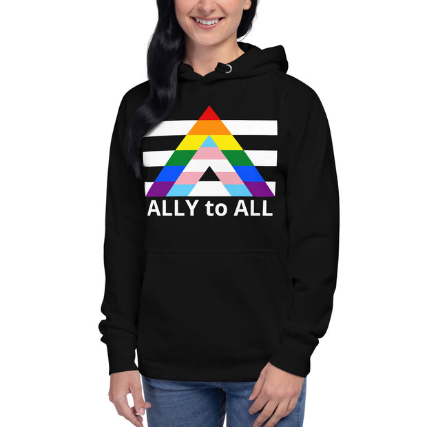 ALLY to ALL Unisex Hoodie