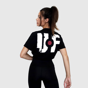 Load image into Gallery viewer, Tee-shirt ultra uf femme sportwear training