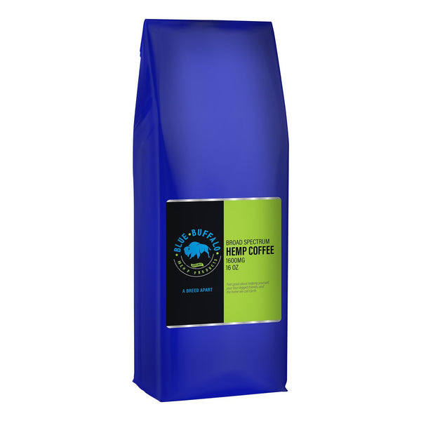 Full Spectrum CBD Premium Arabica Ground Coffee