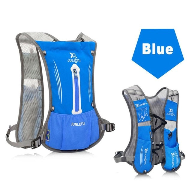 JUNLETO 2L Ultralight Hydration Backpack