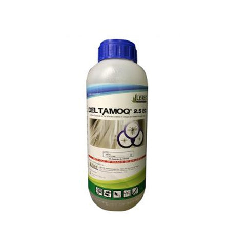 DELTAMOQ 2.5 EC Deltamethrin (Mosquito Dengue and General Pest Control, Fogging, Misting)