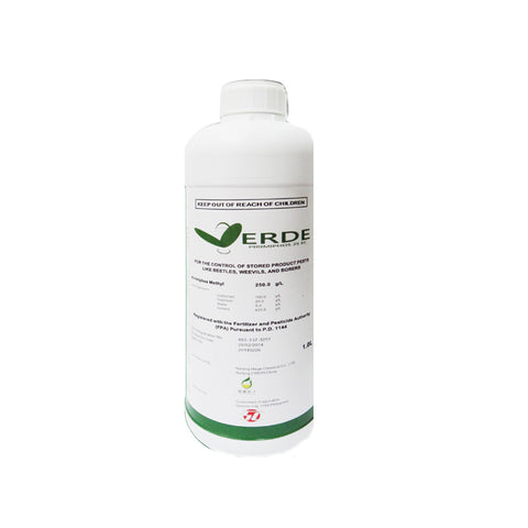 VERDE PRIMIPHOS 25EC Primiphos Methyl (Stored Product Pest and General Pest Control, Fogging, Misting)