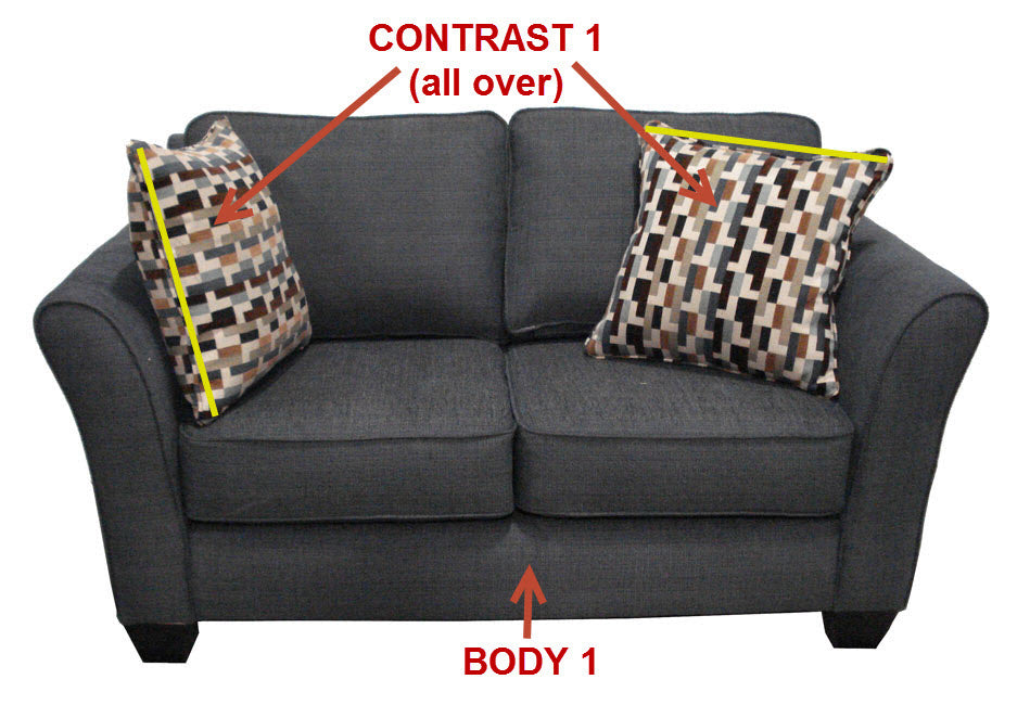 184-02 Loveseat