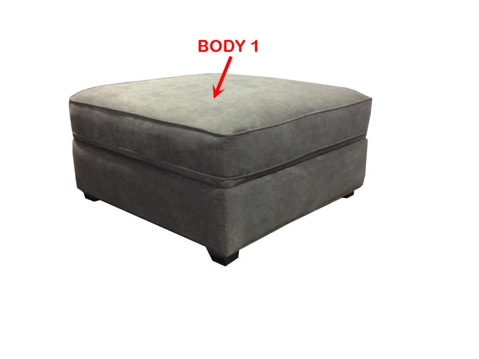 225-35 Storage Cocktail Ottoman