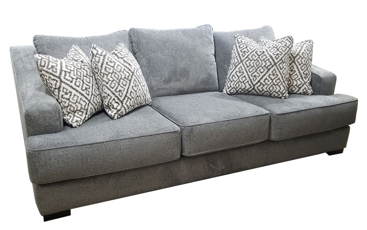 376-81 3 Cushion Sofa
