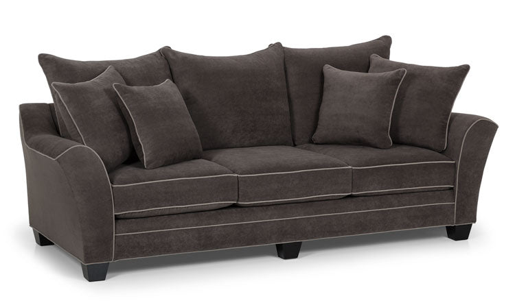 456-01 Superstar Chocolate Sofa