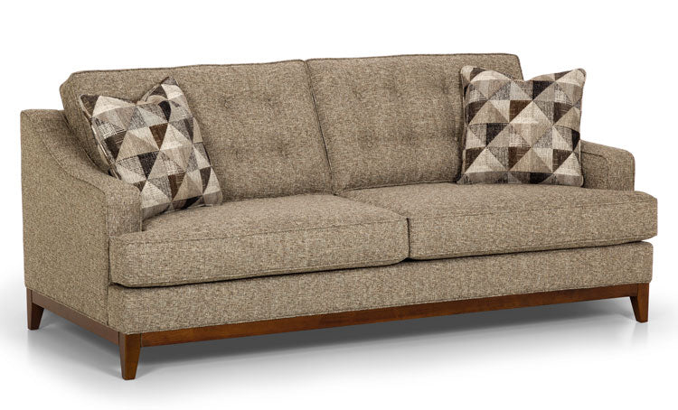491-01 Highway Blackstone - Gridlock Driftwood Sofa