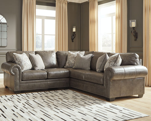 Roleson Signature Design by Ashley 2-Piece Sectional image