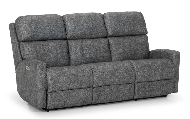 857-51 Pwr HR Recl. Sofa