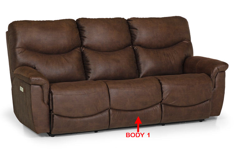 936-51 (Power) Dual Reclining Sofa