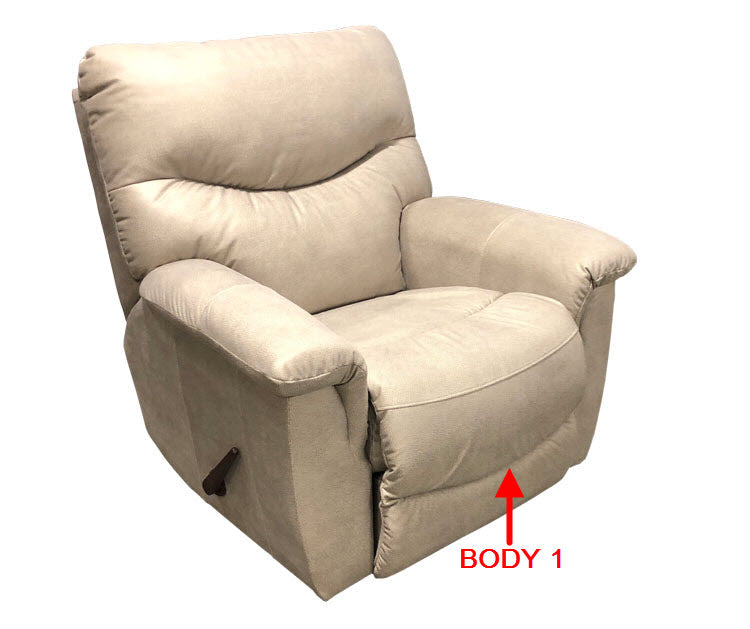 936-83 Swivel Rocker Recliner