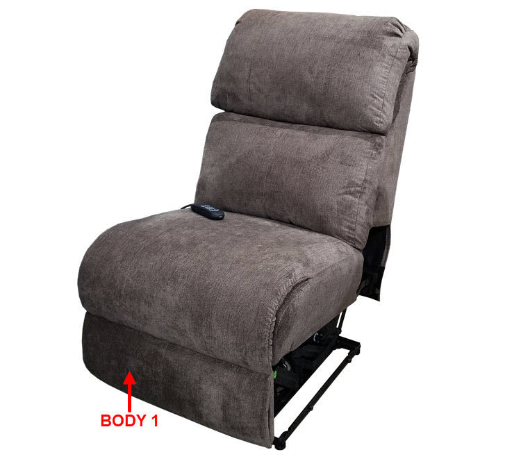 945-71 Armls STD Recl. Chair