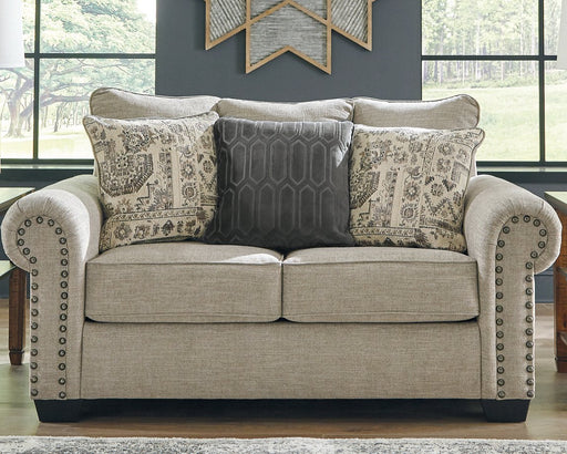 Zarina Signature Design by Ashley Loveseat image
