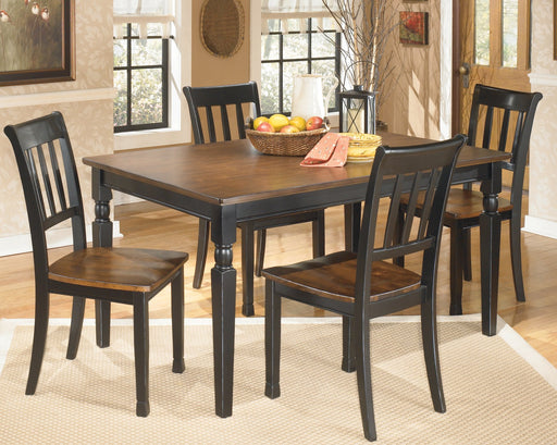 Owingsville Signature Design by Ashley Dining Table image