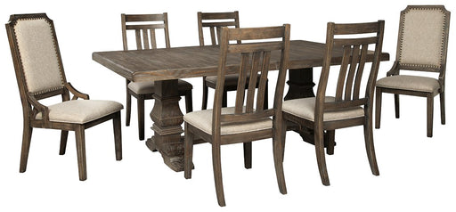 Wyndahl Signature Design 7-Piece Dining Room Package image