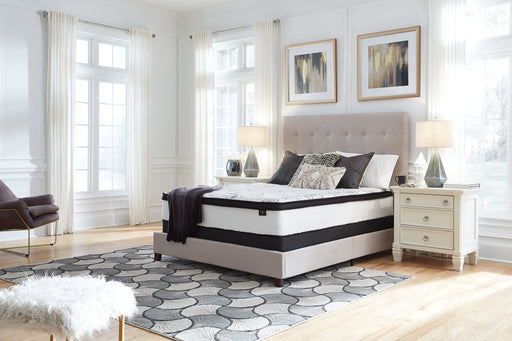 Chime 12 Inch Hybrid Sierra Sleep by Ashley Hybrid Mattress image
