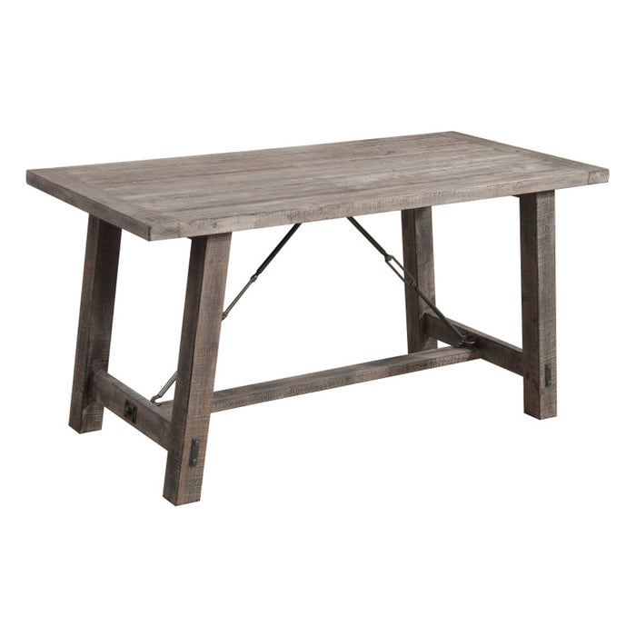 Emerald Home Dakota Gathering Dining Table in Reclaimed Pine D570-13