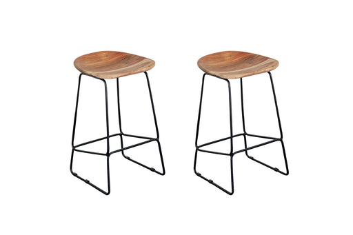 "NERI 18"" STOOL 2PC image"