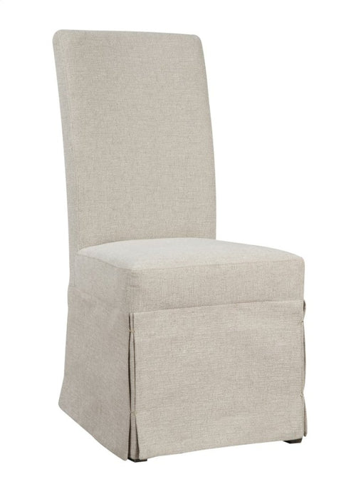 Emerald Home Paladin Parsons Chair (Set of 2) in Gray D350-22-23