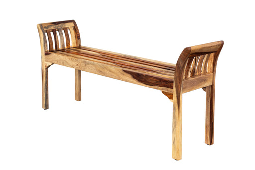 SHEESHAM ACCENTS BENCH SIERRA image