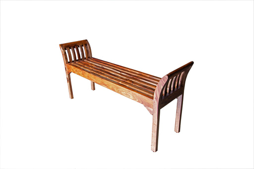 SHEESHAM ACCENTS BENCH HARVEST image