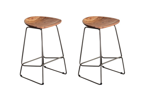 "NERI 24"" STOOL 2PC image"