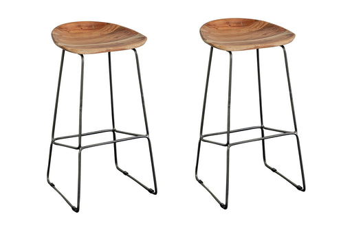 "NERI 30"" STOOL 2PC image"